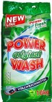 Универсальный стиральный порошок Power Wash Vollwaschmittel 10 кг 125 стирок