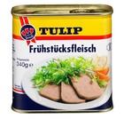 Tulip Fruhstucks Fleisch - Консервированное мясо на завтрак , деликатес. 200гр. (Германия)