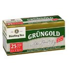 Bunting Grüngold (25 x 1 g) - 25 чайных пакетиков черного чая Bunting по 1 гр. (Германия)