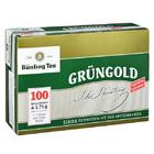 Bunting Grungold (100 x 1,75 g) - 100 чайных пакетиков черного чая Bunting по 1,75гр. (Германия)