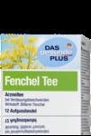 Das gesunde Plus Fenchel 26,4гр. - Органический чай с фенхелем при спазмах желудочно - кишечного дискомфорта, вздутие живота, воспаление слизистой оболочки верхних дыхательных путей. (Германия) 12 пакетиков