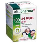 Витаминный комплекс Altapharma A-Z ab 50 Depot Tabletten - Витамины и минералы (возраст 50+) (Германия) 100 шт.