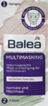 Balea Maske Multimasking T-Zonen - Очищающая мультимаска для лица (Германия) 2 шт х 8 мл.