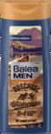 Balea MEN Duschgel Wildscape 3in1, 300 ml - Гель для душа c освежающим эффектом 3in 1: Для тела, лица, волос. (Германия) 300 мл.