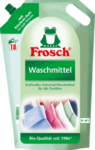 FROSCH Vollwaschmittel flussig 20 - Порошок-гель универсальный. 20 стирок(Германия)