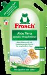 FROSCH Sensitivwaschmittel - гель с экстрактом алое вера для детей и людей с чувствительной кожей, 20 стирок(Германия)