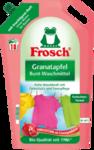FROSCH Colorwaschmittell Flussig - Порошок-гель для стирки цветного белья Гранат (Германия) 20 стирок