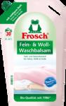 FROSCH Fein- & Wollwaschmittel flüssig, 30 Wl - Порошок-бальзам для стирки тканей из шерсти, вискозы и деликатных тканей. 18 стирок(Германия)