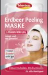 Schaebens  Erdbeer Peeling 2x6ml, 12 ml - маска пилинг регенирирующая, малина (Германия)