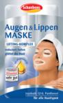 Schaebens Maske Augen & Lippen, 4x1,5ml=6 ml -маска для глаз и губ (Германия)