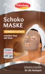 Schaebens Maske Schoko, 15 ml - Шоколадная маска для лица (Германия)