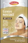 Schaebens Maske Luxus 2x5ml, 10 ml -маска  (Германия)