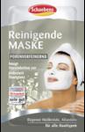Schaebens Maske Reinigende,  2x5ml=10 ml - маска очищающая (Германия)