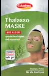 Schaebens Thalasso Maske 2x5ml, 10 ml -маска  (Германия)