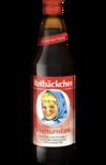 Cок прямого отжима для детей в стеклянной бутылке для укрепления имунной системы обогащен глюконатом цинка и витамином С - Rotbackchen Saft Immunstark mit Zink und Vitamin C, 700 мл. (Германия)