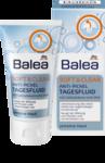 Balea young Soft & Clear Anti-Pickel Tagesfluid Точечный дневной флюид против прыщей для молодой кожи с пантенолом и витамином Е. (Германия) 50 мл.