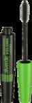 alverde NATURKOSMETIK  Wimperntusche Mascara Maximize Volume Lashes 8 m - с инновационной резиновой щеткой - оптимальный объем и плотность ресниц (Германия)