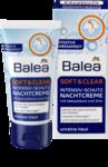 Balea young Soft & Clear Intensiv-Schutz Nachtcreme ночной антибактериальный крем против прыщей и угрей. (Германия) 50 мл.