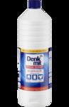 Denkmit WC-Reiniger Hygiene-Reiniger, 1,5 l - средство для туалета с активным хлором. Убивает 99% бактерий (Германия) 750мл.