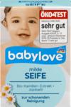 babylove milde Seife - Мягкое детское мыло (Германия) 100гр.
