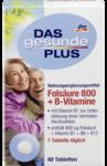 Витаминный комплекс Folsäure 800+B-Vitamine (Германия) 60 шт.