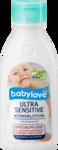 babylove Pflegelotion Ultra Sensitive Korperlotion - лосьон для тела для чувствительной кожи (Германия) 200мл.