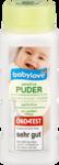 Babylove Puder sensitive - Детская присыпка (Германия)  100гр.