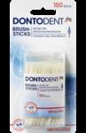 DONTODENT Brush-Sticks, 150 St - Ершики для очистки межзубных промежутков, 150 шт.