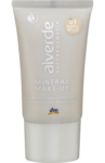 "alverde NATURKOSMETIK Mineral Make-up naturelle 01, 30 ml- натуральная косметика, Минеральный тональный крем (Алверде) 30 мл., цвет ""naturelle 01""  (Германия)"
