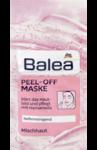 Balea Peel-Off Maske -маска глубокая очистка 2*8мл (Германия)