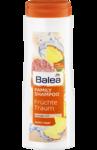 Balea Family Shampoo Fruchte Traum - семейный шампунь с Фруктовым ароматом апельсина, грейпфрута и ананаса(Германия) 500 мл.