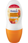 Balea  Roll-on Deodorant Hibiskusblute, 50 ml - шариковый дезодорант Гибискус - 24 часа защита (Германия)