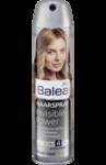 """Balea Invisible Power Haarspray - Лак для волос """"Невидимый"""" c сильной фиксацией """"№4"""". 300мл.  (Германия)"""