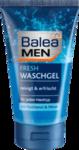 Balea Men Fresh Waschgel - гель для умывания освежающий 150 мл.
