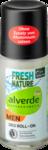 """НОВИНКА!!! Alverde MEN Deo Roll-on Fresh Nature - мужской шариковый дезодорант-антиперспирант """"Свежесть Nature"""". 50мл. (Германия)"""