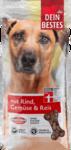 Dein Bestes mit Rind, Gemuse & Reis, Trockenfutter fur Hunde, 3 kg - Сухой корм с говядиной, овощами и рисом. (Германия) 3кг.