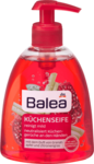Balea Kuchenseife Granatapfel & Zitronengras - жидкое мыло для кухни, мгновенная нейтрализация всех запахов, (рыба, лук,...) (Германия) 300 мл.