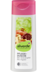 Alverde NATURKOSMETIK  Duschgel Bio-Granatapfel Bio-Ingwer - Гель для душа с ароматом натурального граната + био инжира. 250мл. (Германия)