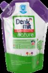 DenkMit Colorwaschmittel nature - Жидкий био-порошок для цветного белья, защищает волокна и делает вещи как новые (Германия) 1,5л.(23 стирок)