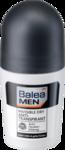 Balea men deo roll On Antitranspirant invisible - шариковый дезодорант (Германия) 50 мл.