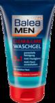Balea Men clear + care 3in1 Waschgel - гель для умывания  150мл.