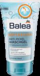 НОВИНКА!!! Balea Young Soft & Clear Anti-Pickel Waschgel - Антибактериальный гель для умывания против прыщей и камедонов с цинком и салициловой кислотой препятствующий бактерицидам. (Германия) 150 мл.
