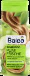 Шампунь Balea Pure Frische для жирных волос с сухими кончиками. (Германия) 300 мл.