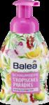 """Balea  Schaumhandseife Tropisches Paradies, 250 мл - пена мыло для рук """"Тропический рай"""" аромат цветочные и тропические фрукты (Германия)"""