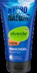 alverde MEN Hydro Nature Waschgel, 150 ml - Мужской органической гель для умывания лица 150 мл. (Германия)