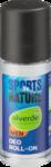 """Alverde Deo Roll-On Sports Nature, 50 ml - шариковый дезодорант """"Спортивный"""", оживляющий аромат обеспечивает долговременную свежесть 50 мл. (Германия)"""