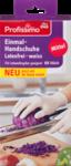 Denkmit Profissimo Einmal-Handschuhe latexfrei - одноразовые перчатки белые 60шт. Германия