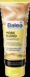 Balea Professional More Blond Shampoo- проф.шампунь для естественно ярких блондинок 250мл. (Германия)