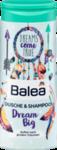 "Balea Kids Dusche & Shampoo Dream Big - Гель-душ + шампунь без слез для детей ""Большая мечта"" (Германия) 300мл."