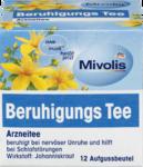 Arznei-Tee, Beruhigungs Tee, 24g 12 пакетиков по 2 гр. -  Натуральный травяной растительный лекарственный чай  успокаивает нервное беспокойство и помогает при нарушениях сна. (Германия) 12 пакетиков